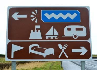 WAW Marker Signs, Wild Atlantic Way Road Trip West Coast of Ireland