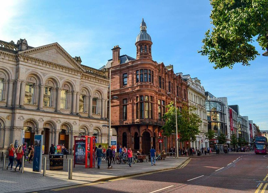 Victorian Buildings, things to do in Belfast Northern Ireland