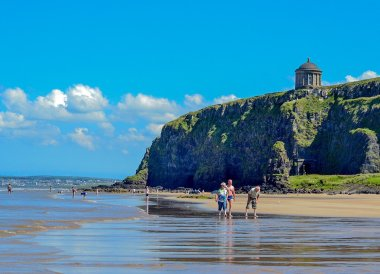 Downhill Beach, Things to do in Northern Ireland Tourist Attractions