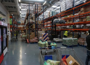 Wholesale Warehouse, New Asian Supermarket Belfast 40 Ormeau Embankment