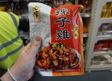 Sichuan Mala Mix, New Asian Supermarket Belfast 40 Ormeau Embankment
