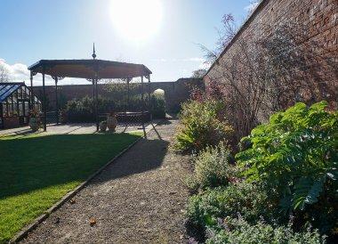 Bangor Bandstand, Bangor Castle Walled Garden Bangor N Ireland