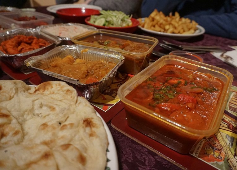 Chicken Tikka Nagashor, Green Chilli Bangor Indian Restaurant (NI)