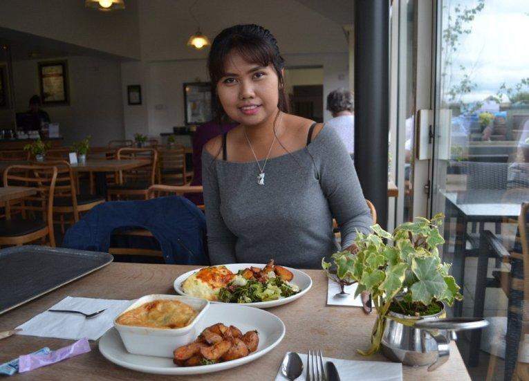 Fanfan Wilson, Best Cafes in Bangor Northern Ireland