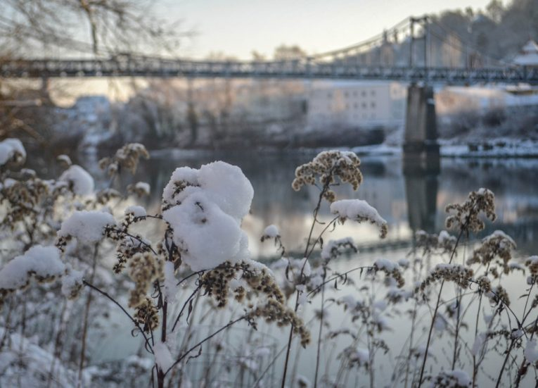 January Snow in Passau-Bavaria-Europe Road Trip in Winter Travel Itinerary