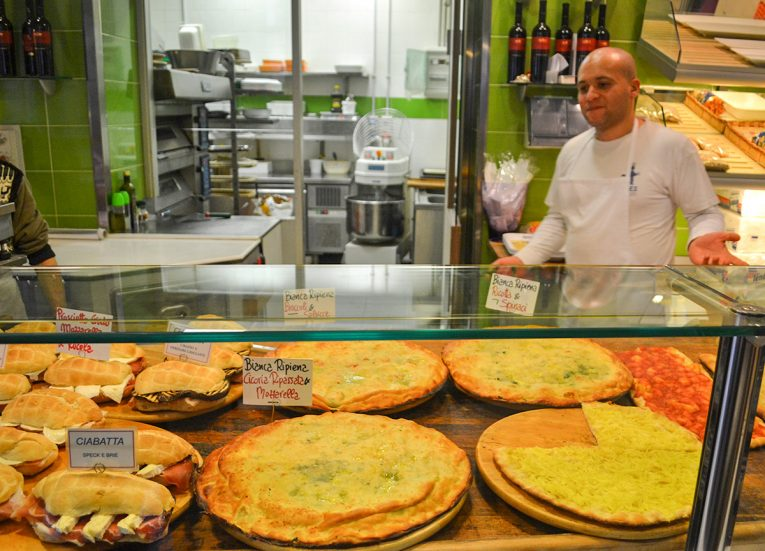 Pizza Bianca in Rome Italy Essential Eating in Europe National Dishes