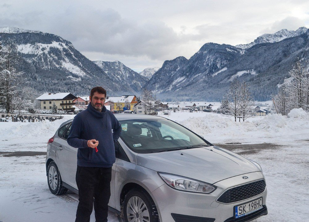 Allan Wilson Rental-Car-for-Winter-Road-Trip-in-Central-Europe-and-Alps