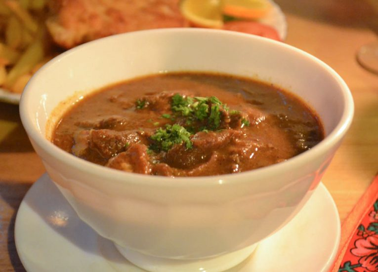 Beef Goulash, Traditional National Dish of Hungary Europe