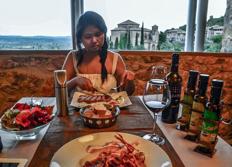 Casa Pardina Restaurant Alquezar-Huesca-Northern-Spain