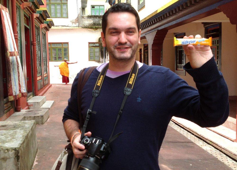 Allan Wilson. Travel in India. Northern Irish Travel Blogger Bangor NI