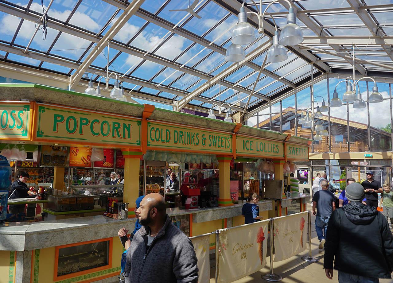 Amusement Arcades M&D Theme Park Stena Line Day Tour to Scotland