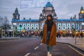 Fanfan Wilson Belfast Travel Blogger things to do in Belfast Northern Ireland