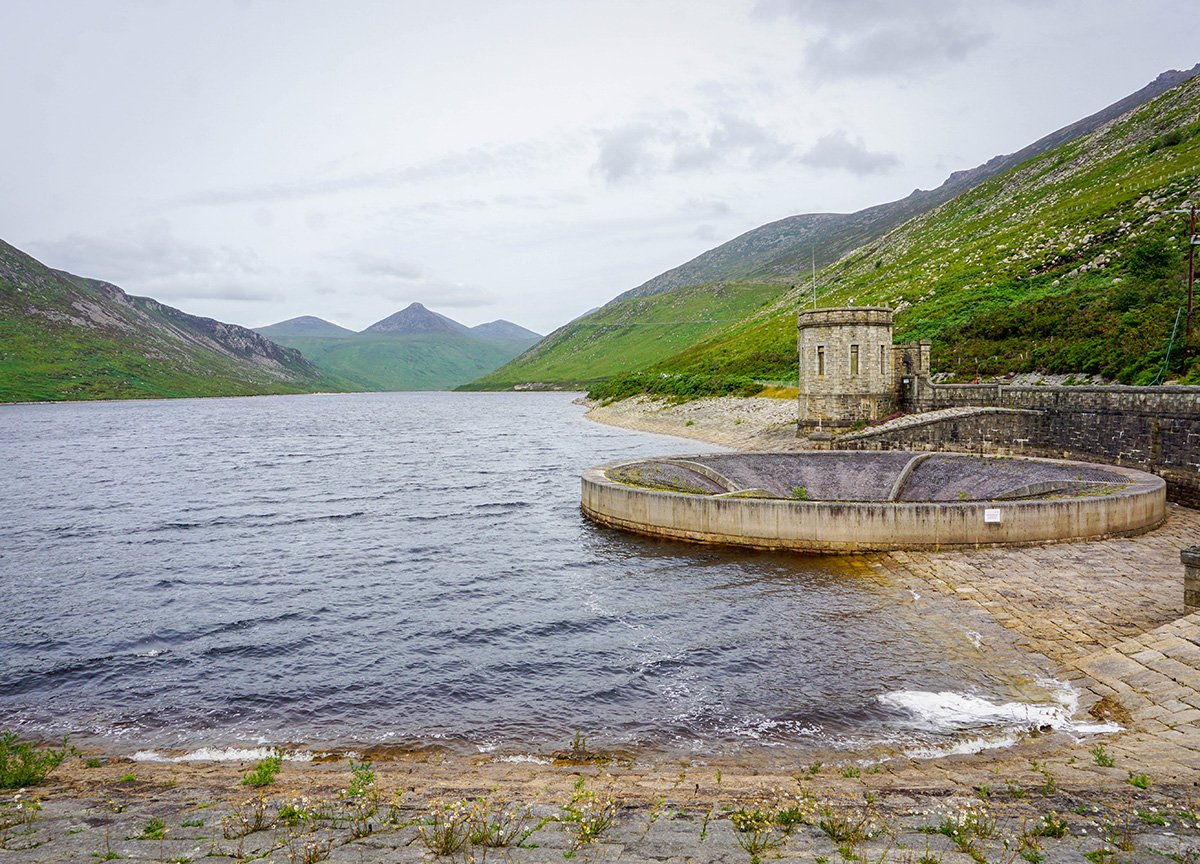 Summer Time in Silent Valley Mourne Mountains