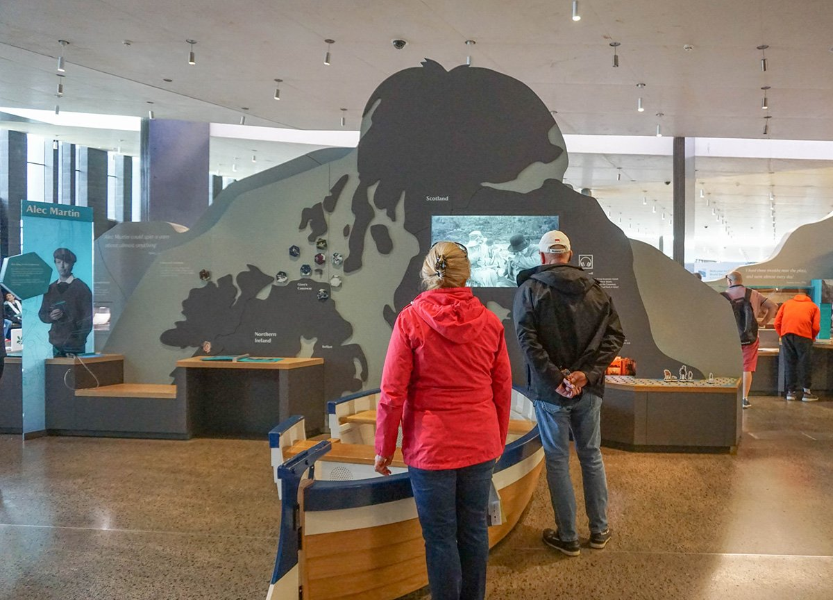 Giants Causeway Visitor Centre by National Trust Northern Ireland