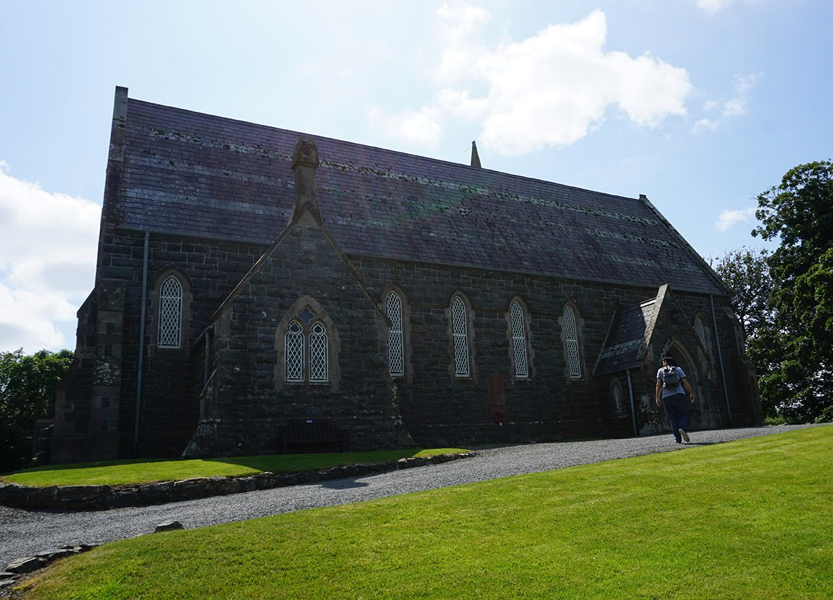 St. Saviour's Church Greyabbey Down Northern Ireland