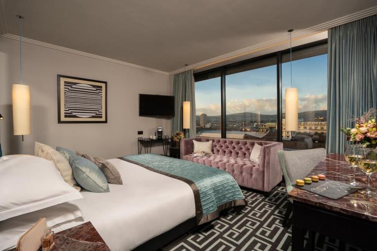 The Fitzwilliam Hotel Belfast Best Luxury Hotels in Northern Ireland