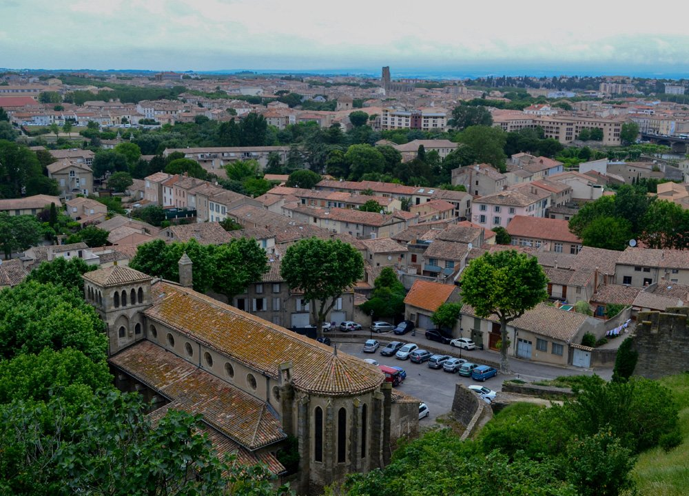 Carcassonne, Road Trip in Southern France and Borders June