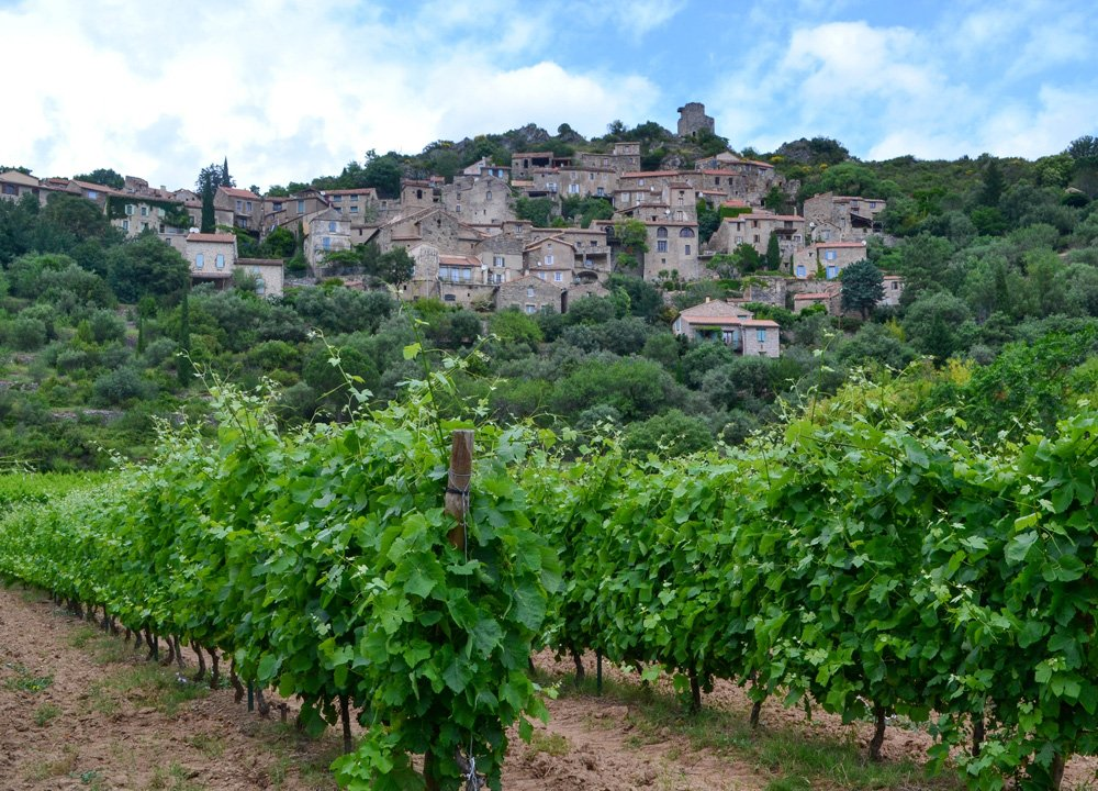 Landoque Hearault Road Trip in Southern France and Borders June