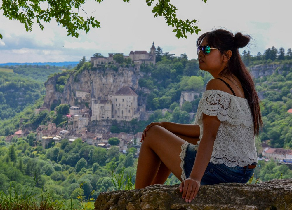 Rocamadour, Midi Pyrenees Road Trip in Southern France and Borders