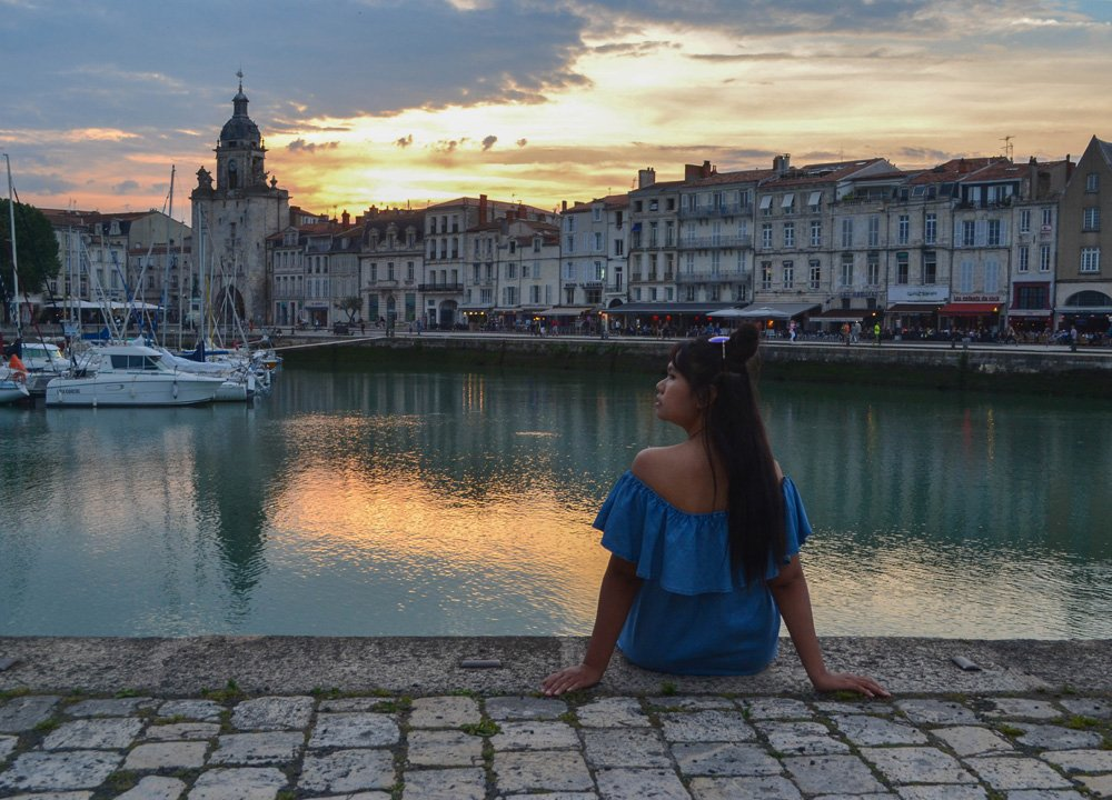 La Rochelle, Vendee Road Trip in Southern France and Borders