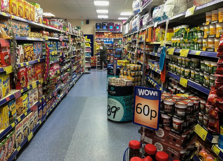 Best Food at B&M Store Springhill Bangor Northern Ireland