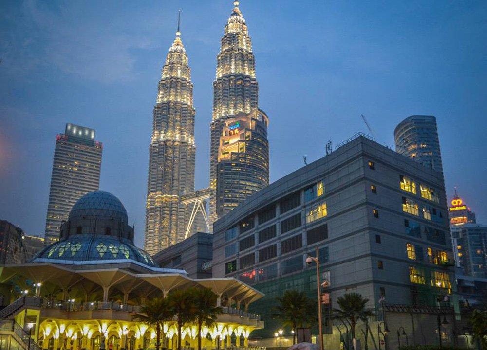 Allan Wilson. Press Trip from Bangor to Kuala Lumpur Malaysia