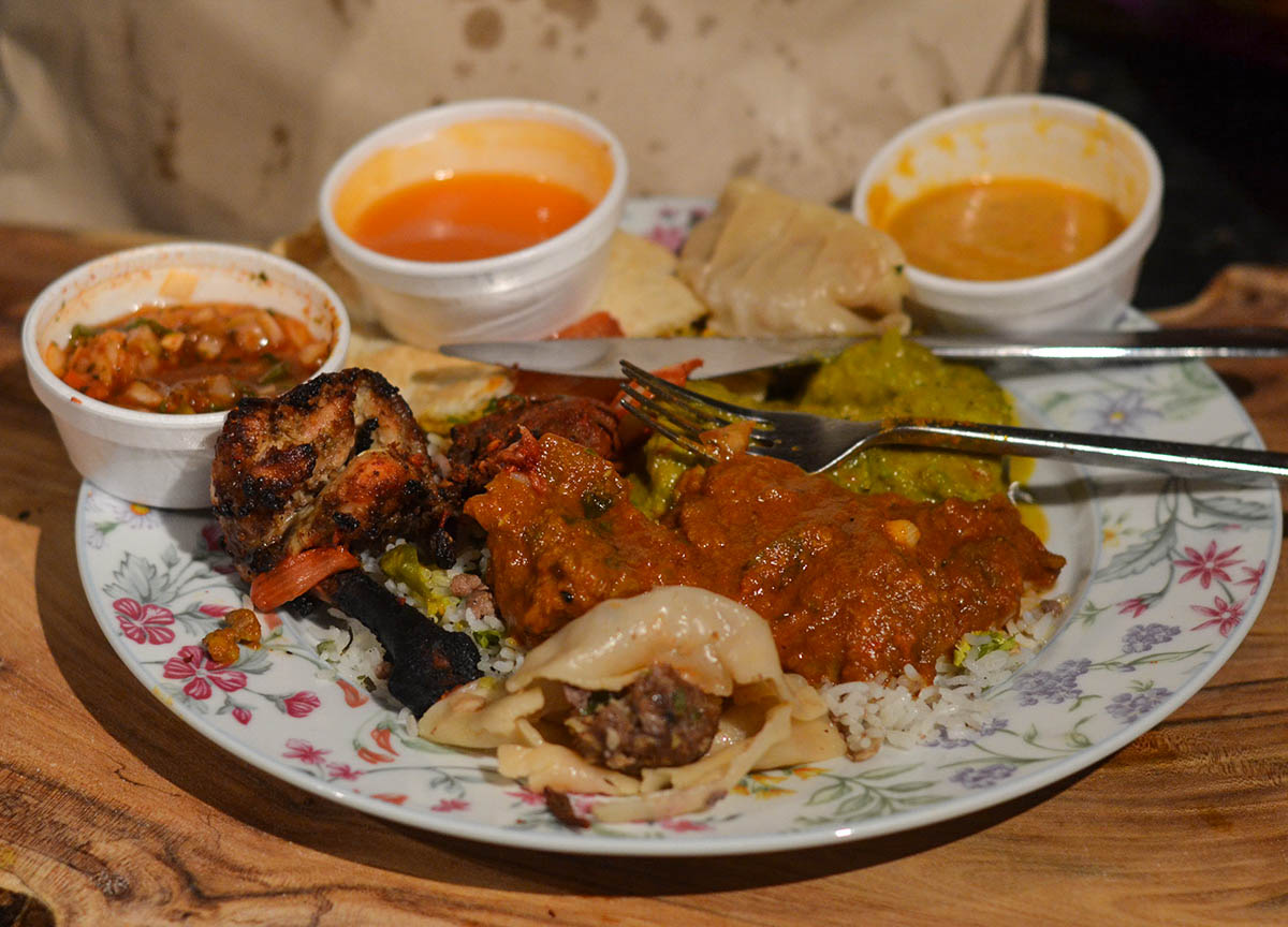 Takeaway and Delivery Homemade Thali using Yaks Nepalese Food in Bangor Northern Ireland Abbey