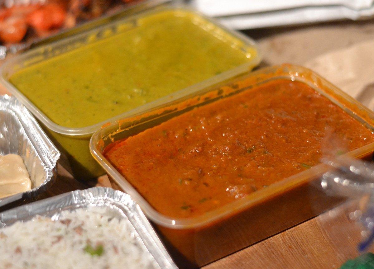Yaks Nepalese Food in Bangor Northern Ireland Abbey Street