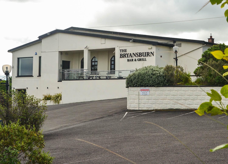 Bryansburn Inn Bar and Grill in Bangor West Co Down Northern Ireland