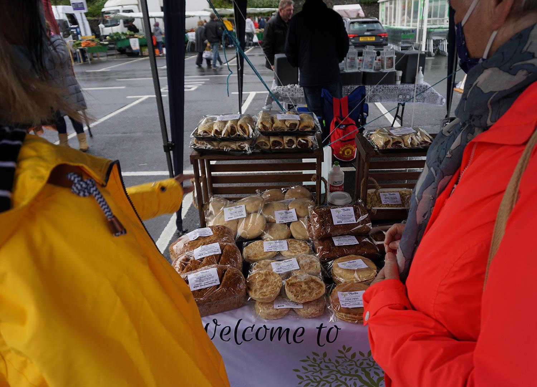 Olive Tree Bakery in Bangor Market Northern Ireland (1)