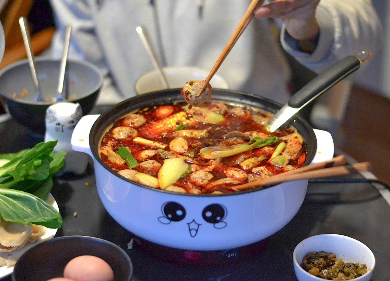 Haidilao Hai Di Lao Hot Pot Soup Base Asian Supermarket UK