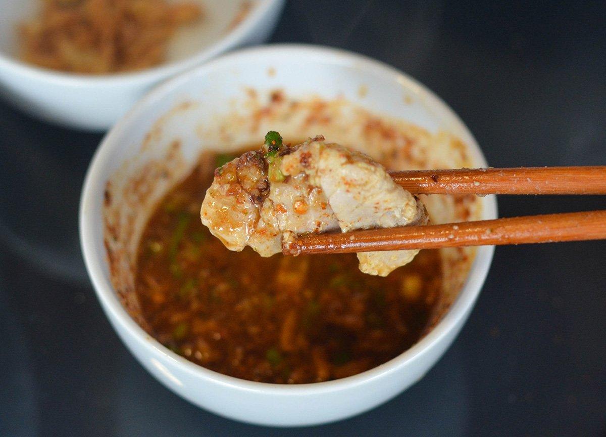 Nam Jim Jim Jum, Thai Hot Pot Jim Jum Chilli Dip