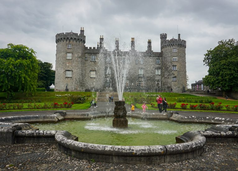 Kilkenny Castle and Gardens Road Trip Itinerary in Ireland Ancient East