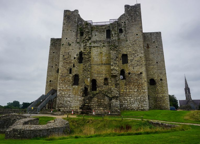 Tour of Trim Castle in Co Meath Ireland Ancient East Road Trip Itinerary