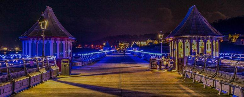 BANGOR PIER TO TURNS PINK AND BLUE TO SUPPORT BABY LOSS AWARENESS WEEK