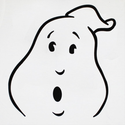Ghostbusters_Ghost_Face_White_Shirt