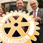 Belfast Mayor Calls for Northern Irish Rotarians to Help End Polio