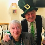 Bangor Rotarians celebrate St Patrick's Day