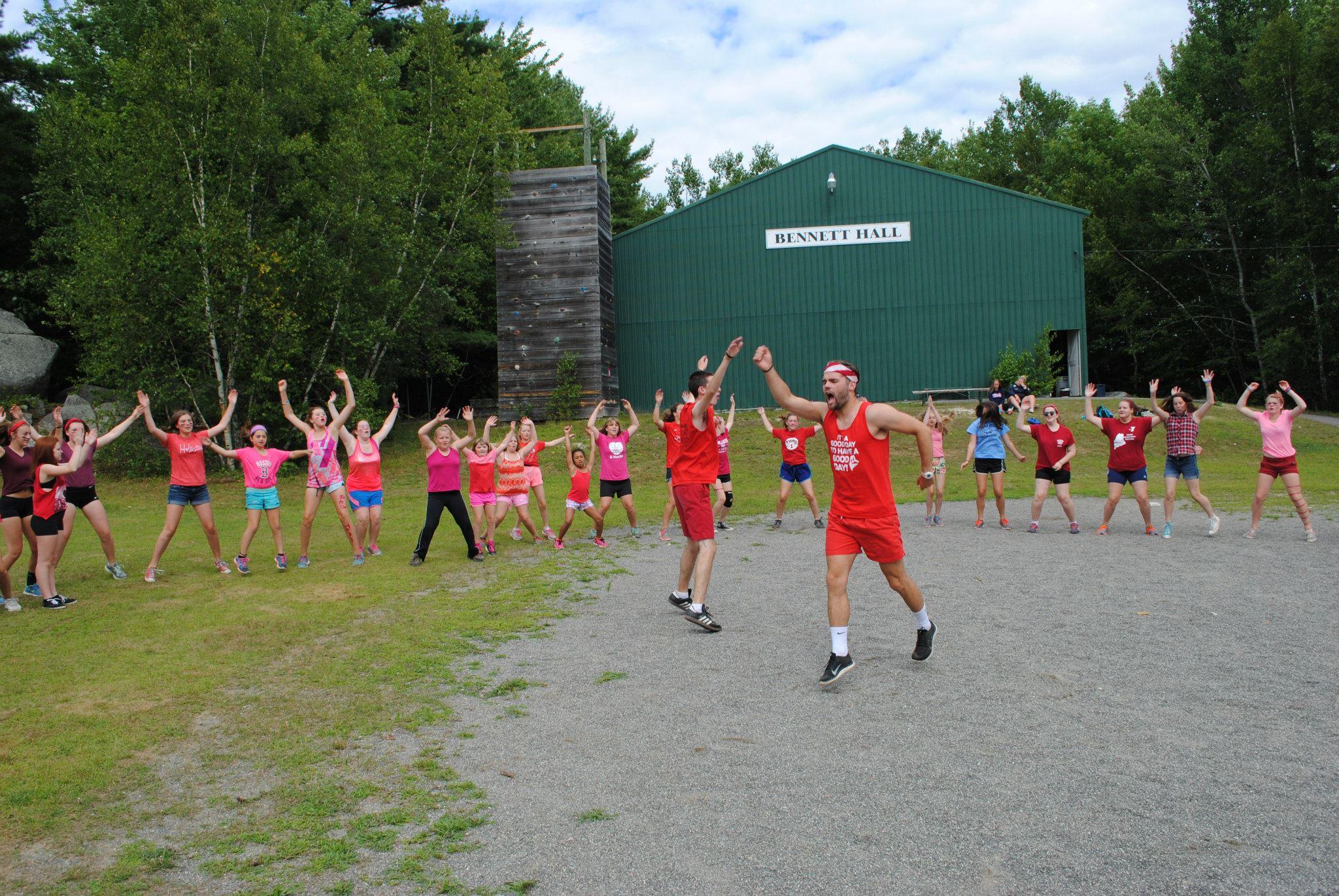 Camp Jordan 8 Bangor Region Ymca