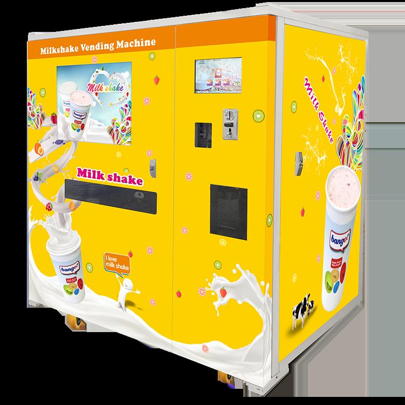 HM160A Vending milkshake machine