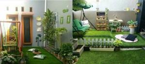 Rumah Tipe 60 Ini Dia Inspirasi Desain Ruang Berkonsep Taman Pilihan