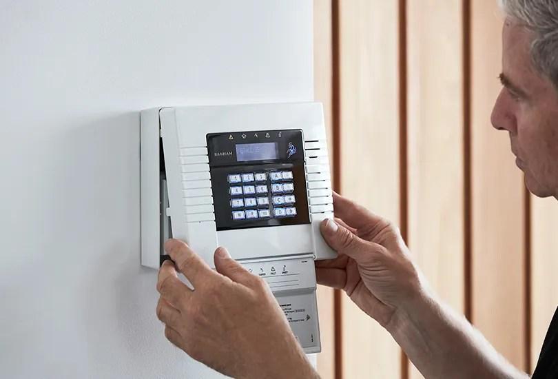 Security Alarm Maintenance