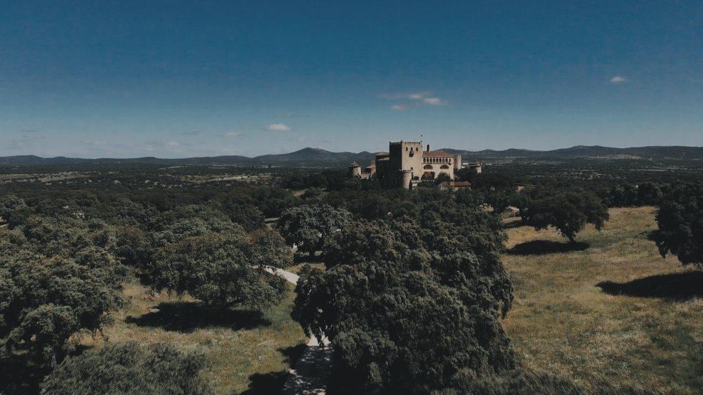 Boda en el Castillo de Piedrabuena
