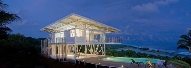 การสร้างบ้านเย็น ประหยัดพลังงานไฟฟ้า