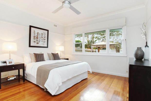 แบบห้องนอนนสวยๆ เปิดหน้าต่างโล่งๆ