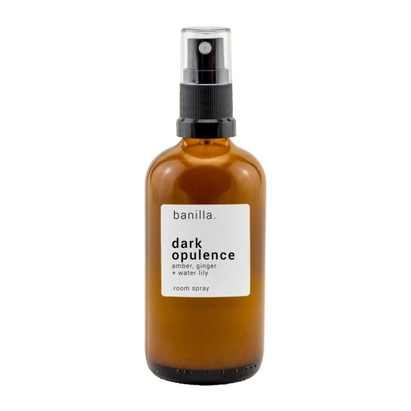 dark op amber room spray