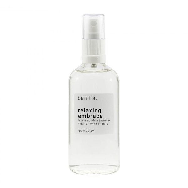 Clear room spray in Relaxing Embrace Scent