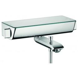 hansgrohe ecostat select mitigeur bain douche mural chrome