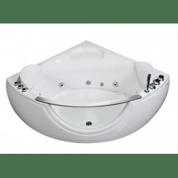baignoires balneo d angle