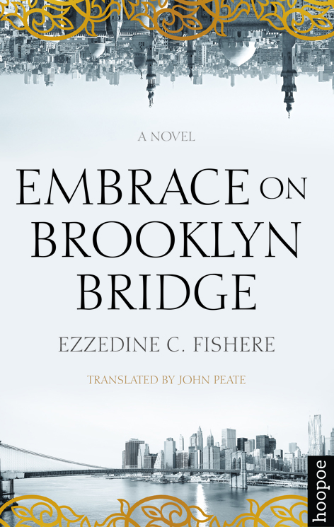 Embrace on Brooklyn Bridge by Ezzedine C. Fishere